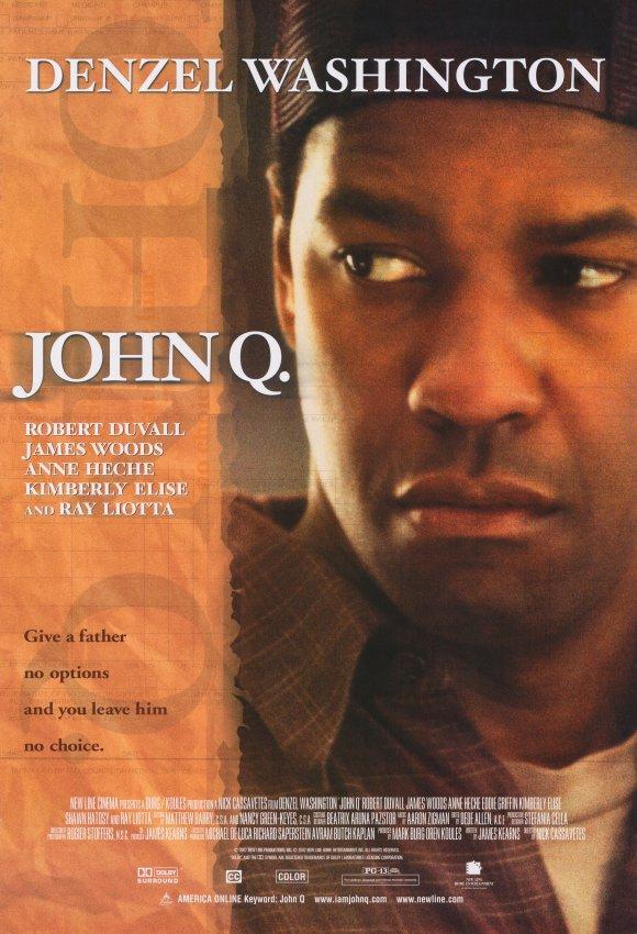 John Q Poster
