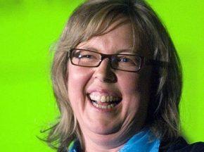 Green Party leader - Elizabeth May