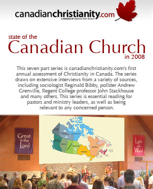 State of the Canadian Church Newspaper Cover