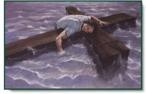 Rescued by The Cross