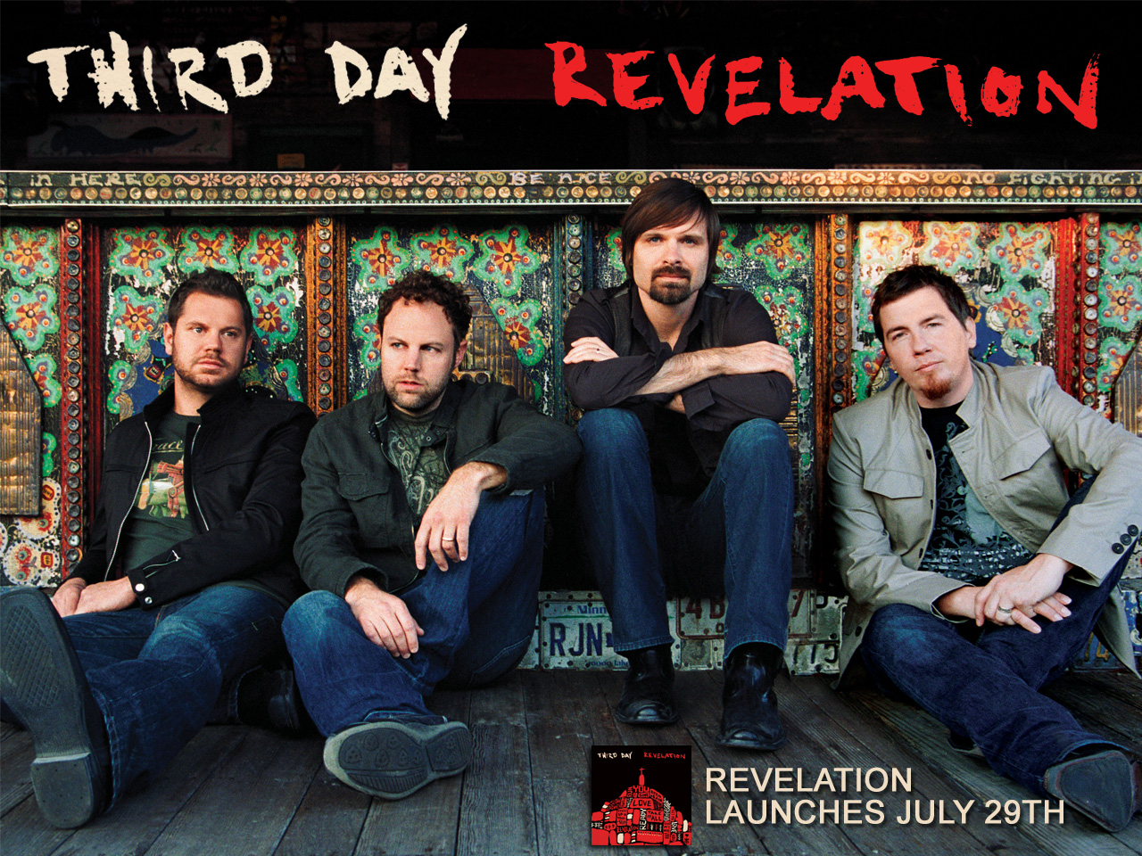 Third Day Revelation