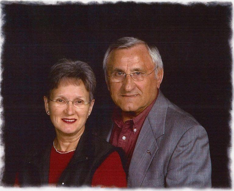 Harry and Marlene Schmidt