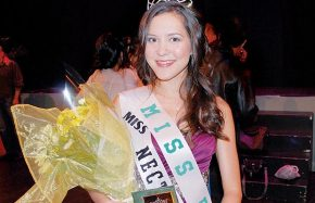 Miss BC - Tara Teng of Langley