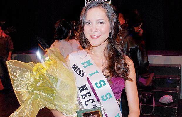 Miss BC - Tara Teng of Langley