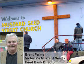 Mustard Seed Church in Victoria