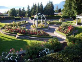 UBC Rose Garnen