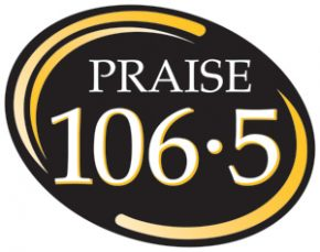 Praise 106.5 Logo