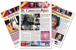 Selection of BC Christian News Covers