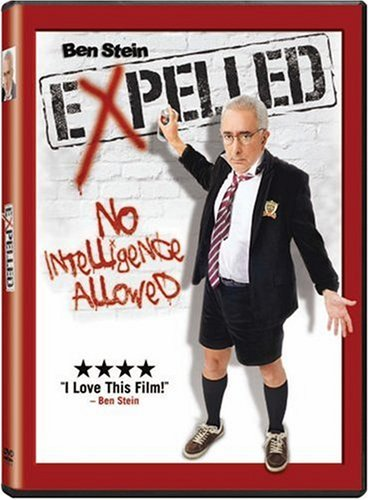 Expelled: No Intelligence Allowed Cover