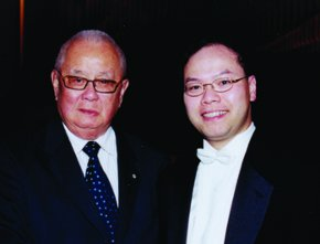 David Lam and Herbert Tsang