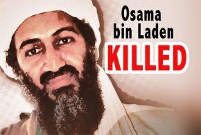 Osama Bin Laden has been killed