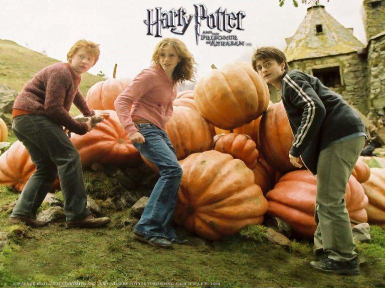 Scene from Harry Potter and the Prisoner of Azkaban