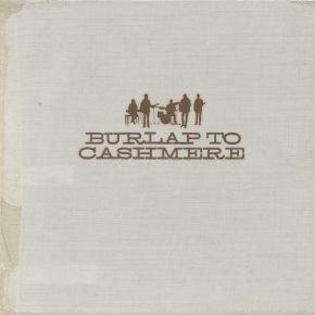 Burlap to Cashmere CD Cover