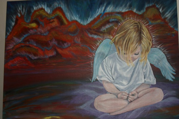 A father's prayer for his daughter - by Geraldine Heim