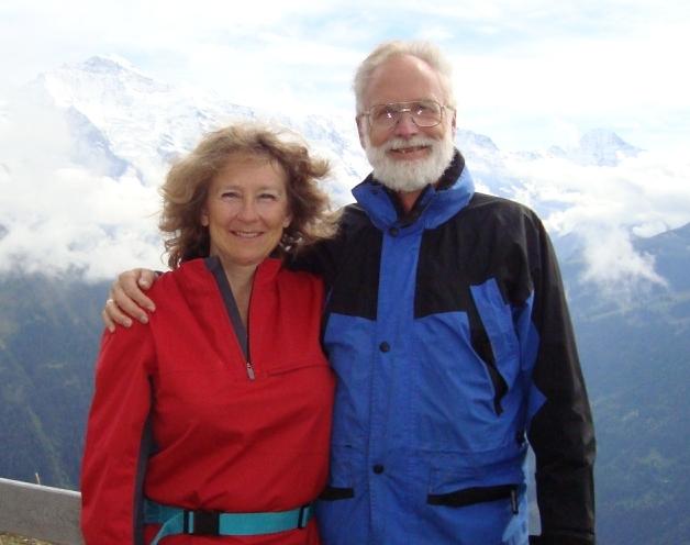 Murray and Carol Moerman of Maple Ridge, BC, Canada