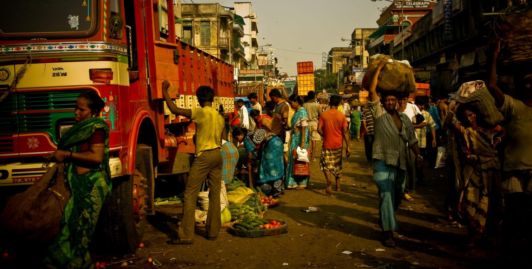 Streets of Calcutta
