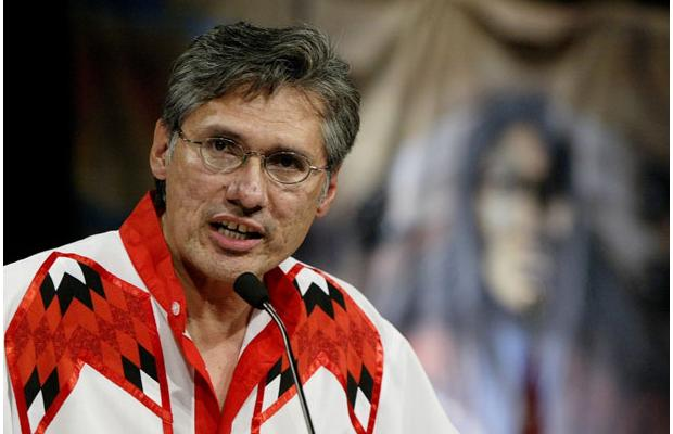 Matthew Coon Come - Chief of the Assembly of First Nations