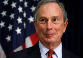 New York Mayor, Michael Bloomberg