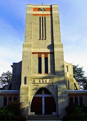 St John's Anglican Church in Vancouver