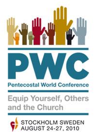 Pentecostal World Conference Sweden Logo