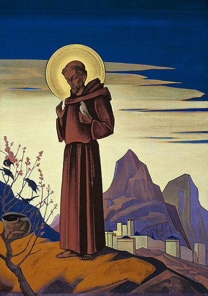 St. Francis of Asssisi
