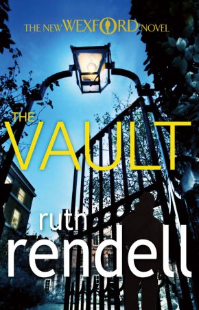 Cover of The Vault by Ruth Rendell