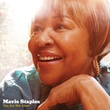 Mavis Staples - You Are Not Alone CD Cover