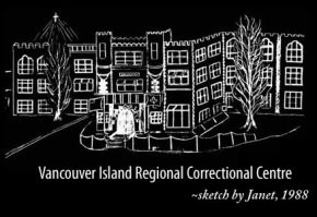 Connection to Freedom Jail and Outreach Society Logo