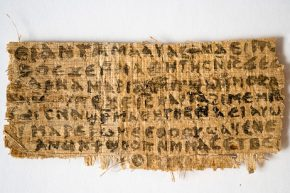 Papyrus that claims that Jesus was married.
