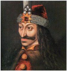 Vlad the Impaler, the original vampire