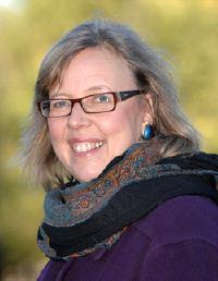 Green Party leader Elizabeth May.