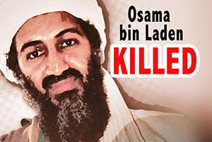 Same Bin Laden Killed